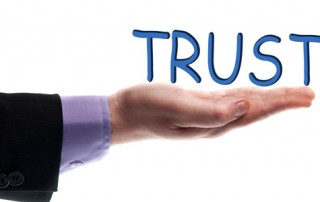 Why is it important to earn your clients' trust through an appealing web page?