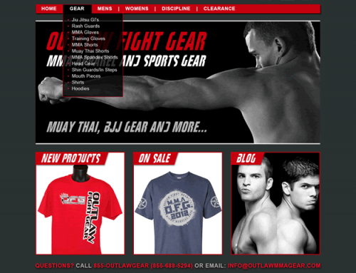 Outlaw MMA Gear